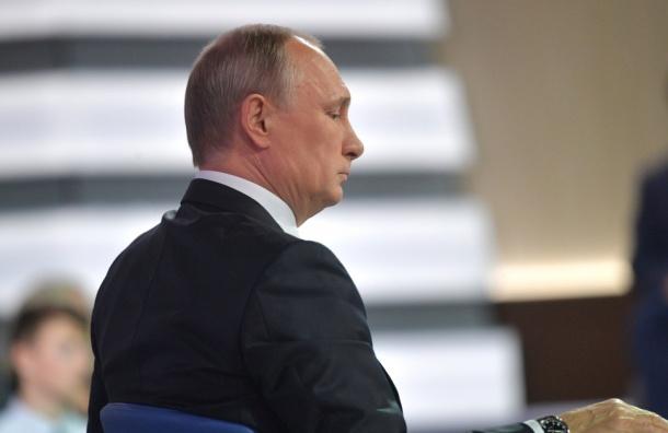 Путин: Исаакиевский храм был создан как церковь