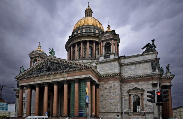Музей потратит 105 млн рублей на реставрацию Исаакия