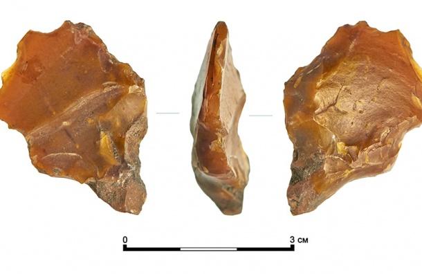 Археологи в Москве нашли артефакты времен неолита и мезолита