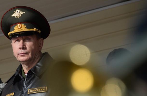 Глава Росгвардии сравнил протест в России с цветными революциями