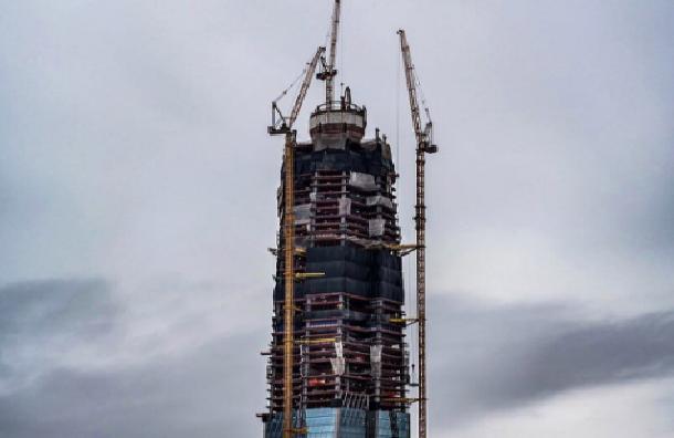 Госстройнадзор Петербурга позволил строительство комплекса зданий около «Лахта— центра»