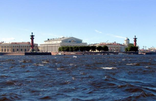 Гидрометцентр объяснил причину повышения уровня воды в Неве