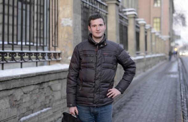 Задержан муниципальный депутат Даниил Кен