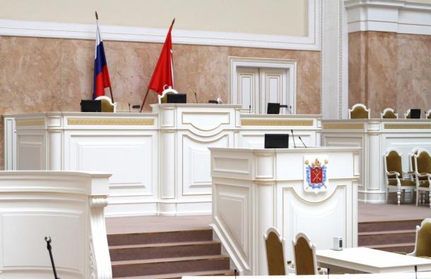 Народные избранники определили новый состав Горизбиркома Петербурга