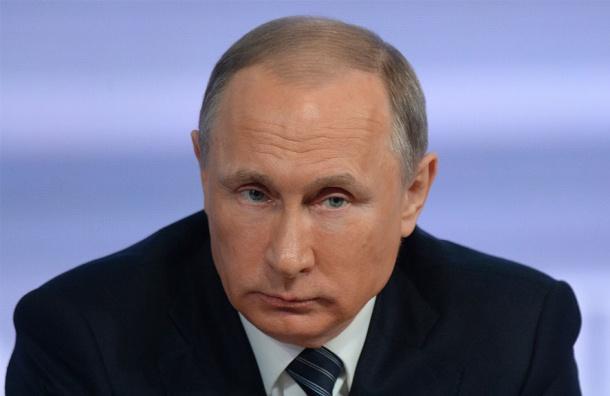 Путин: с санкциями пора заканчивать
