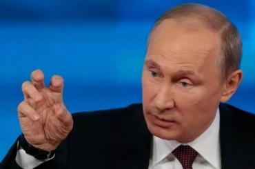 Путин: в некоторых странах русофобия хлещет через край