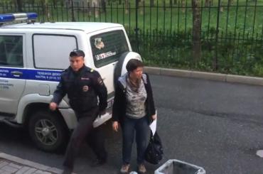 Активистке Андреевой назначили штраф из-за нарушения проведения митинга