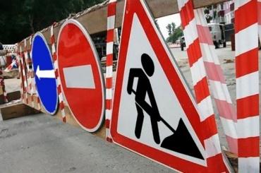 Ленинский проспект закрывают на ремонт