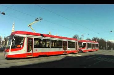 Трамваи будут втечение пяти дней ездить поЛитейному мосту