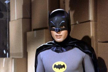 Умер первый Бэтмен