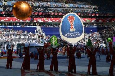 Полина Гагарина и Егор Крид выступят на закрытии Кубка конфедераций