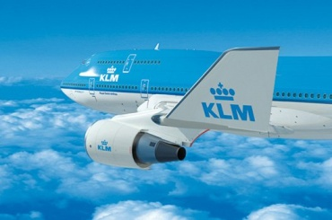 Самолет KLM перед посадкой в Гонконге сильно тряхнуло: пассажиров подбросило до потолка