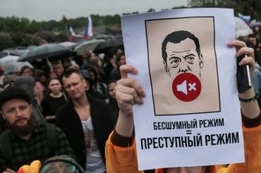СПбГУ ненакажет задержанных 12июня студентов