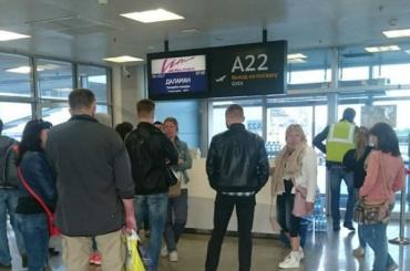 Очевидцы: рейсы «Вим Авиа» изПулково задерживают