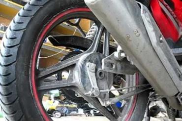 Мотоциклист вовремя поездки растерял 12 миллионов рублей