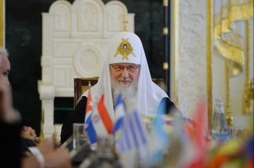Патриарх Кирилл раскритиковал демократию