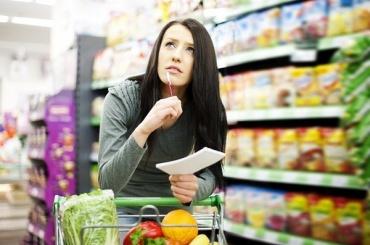Рассчитан средний чек россиянина за один поход в магазин