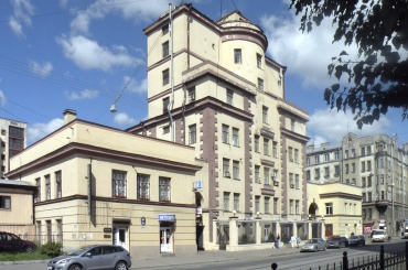 КГИОП нерассмотрел обращение митрополита признать памятником церковь наЧкаловском