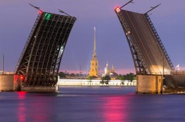 Дворцовый мост в ночь после финала КК-2017 разведут под гимн «Зенита»