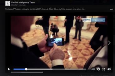 Путина заподозрили вобмане режиссера Стоуна