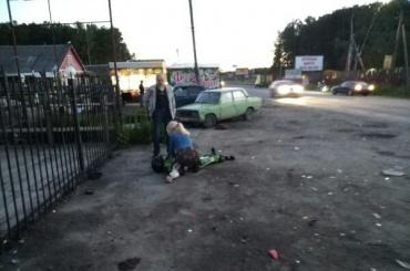 Мотоциклист погиб в ДТП в Янино