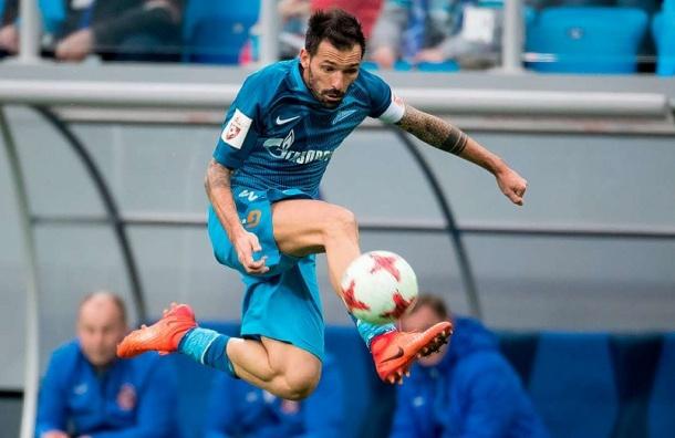 Болельщики «Зенита» выбрали Данни лучшим игроком сезона