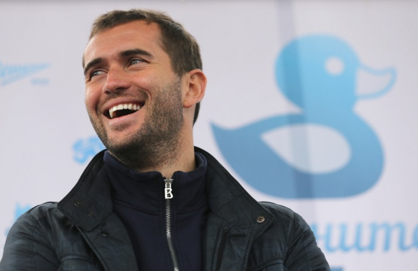 Александр Кержаков: Я благодарен Мирча Луческу за то, что вернул меня в команду