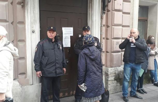 Слушателей не пускают на заседания Дзержинского суда по задержанным 12 июня