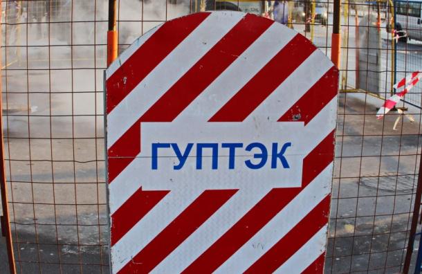 ГУП «ТЭК СПб» испытывает сети в трех районах