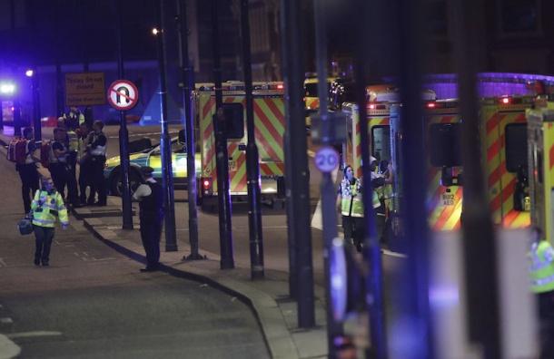 Шесть человек погибли во время теракта в Лондоне