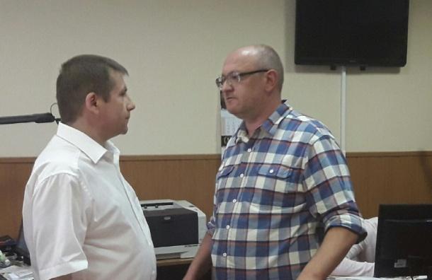 Адвокат Резника: «Объективных доказательств его вины нет»