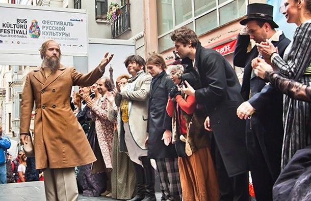 Гигантская старуха-процентщица в День Достоевского выйдет пугать петербуржцев