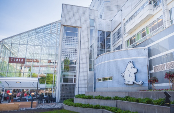 Открыт первый в мире Музей Муми-троллей