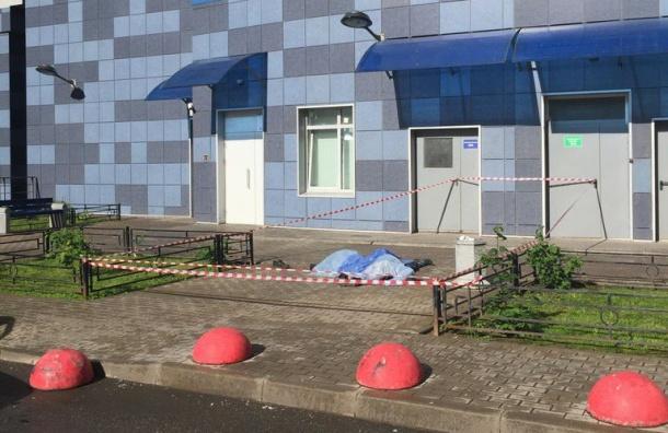 Молодая пара разбилась насмерть, упав с 25-го этажа