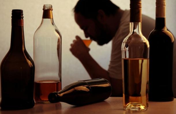 Россияне стали меньше употреблять спиртное
