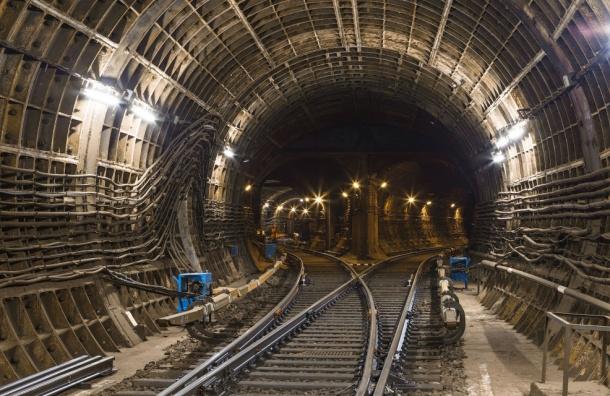 Станцию «Новокрестовская» планируют запустить в 2018 году