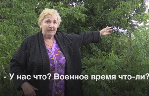 Люди с 1950-х годов живут в бараках в Саратовской области