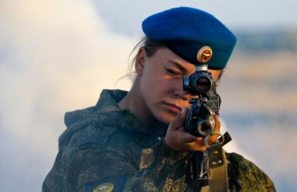 Москалькова: российские девушки должны проходить срочную службы вВС РФ