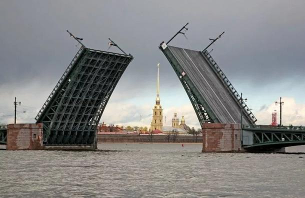 Мосты разведут 28 июля из-за репетиции военно-морского парада