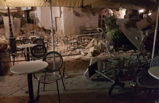 Очевидцы рассказали о землетрясении в Турции и Греции