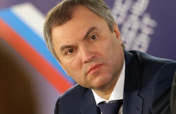СМИ: для Володина устроили закрытый показ «Матильды»