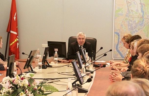 Панкевича переизбрали на должность председателя ГИК Петербурга