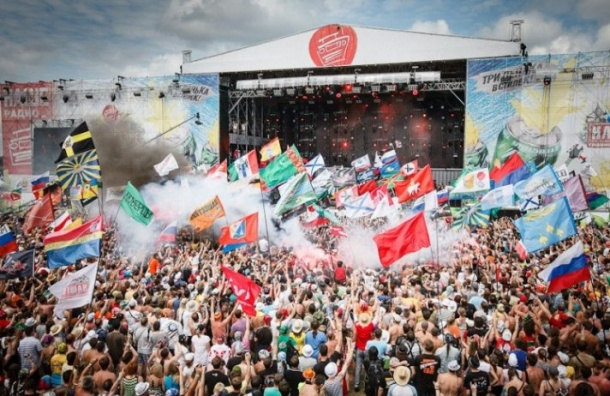 Фестиваль «Нашествие» можно будет посмотреть онлайн