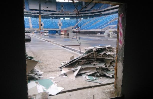 Болельщикам на«Санкт-Петербург Арену» продали билеты нанесуществующие места