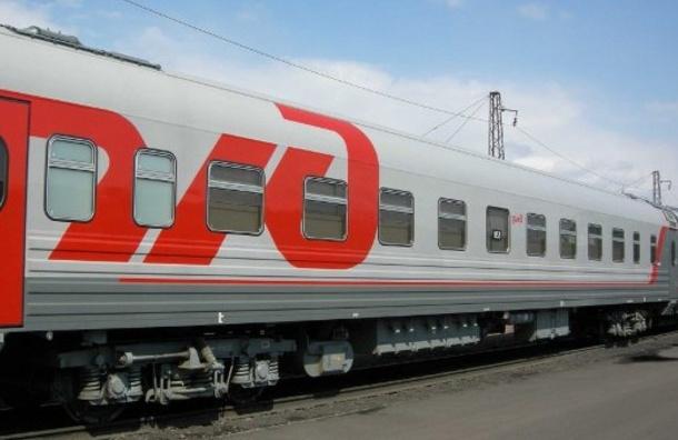 Пассажирский поезд сошел с рельсов в Ленобласти