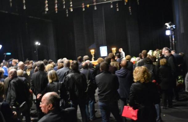 Прощание скиносценаристом, вдовой Алексея Германа-старшего Светланой Кармалитой пройдет вПетербурге