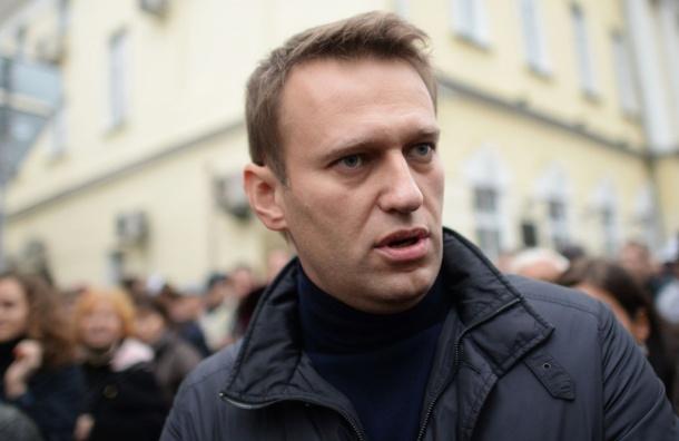 Власти Петербурга запретили кубы Навального из-за возможного оскорбления чувств верующих