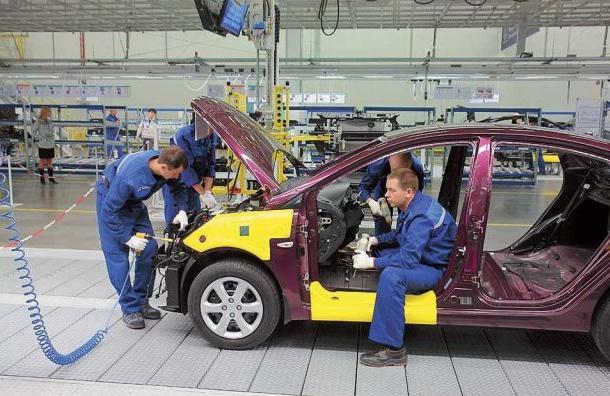 Завод по производству электромобилей появится в Петербурге