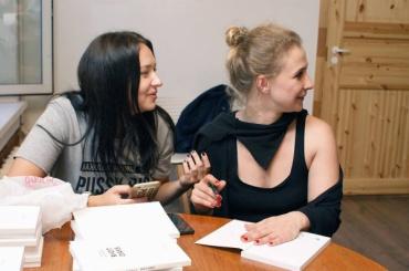 Тайная презентация книги о Pussi Riot прошла в Петербурге