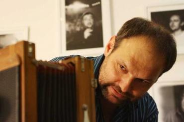 Авторский курс Юрия Молодковца «ART – фотография в действии» // с 22 июля в Охта Lab